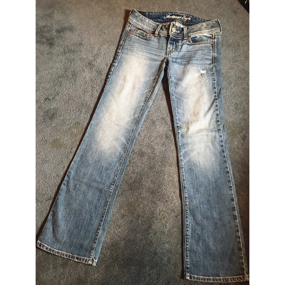 American Eagle Outfitters Denim - American Eagle Slim Boot Jeans